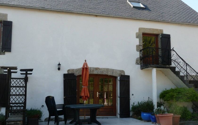 Location de vacances - Chalet à Saint-Coulitz