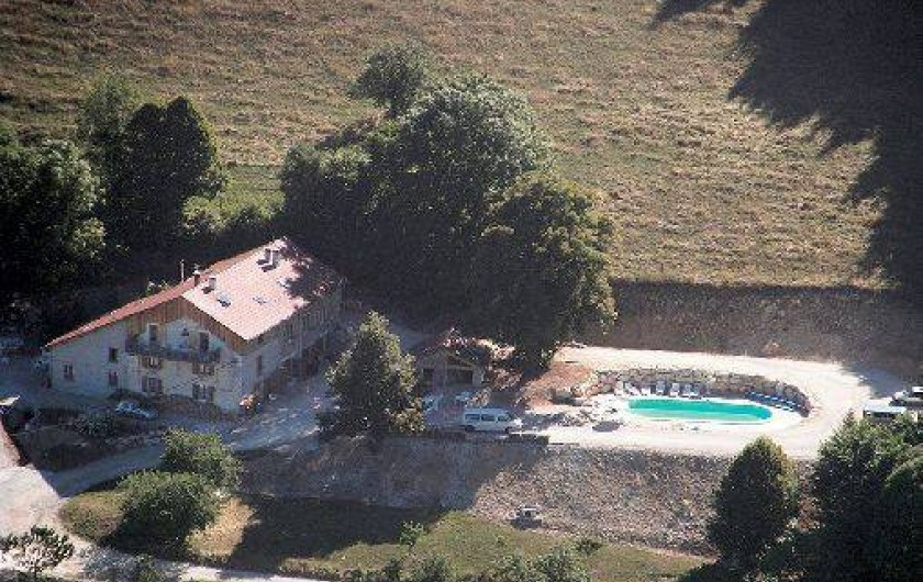 Location de vacances - Gîte à Saint-Julien-en-Vercors