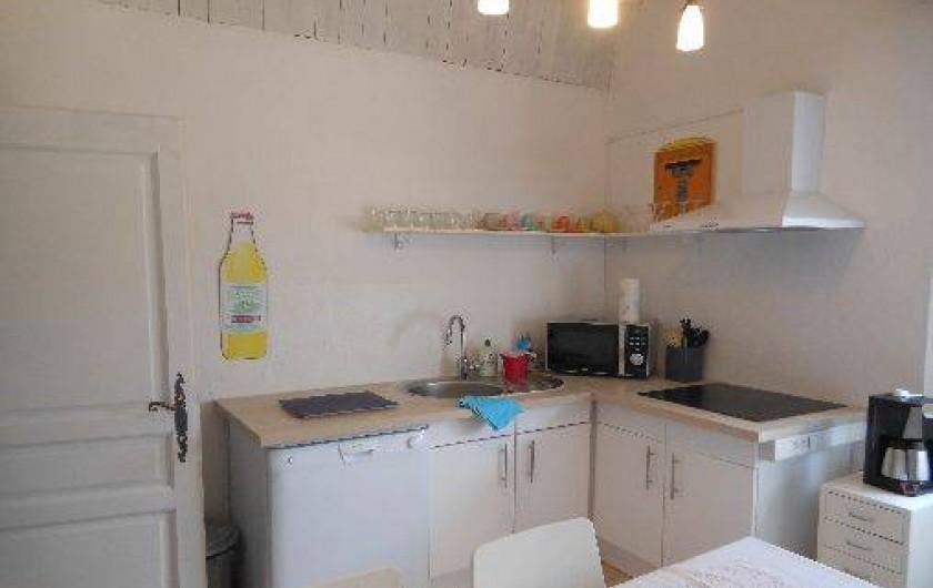 Location de vacances - Appartement à Mons