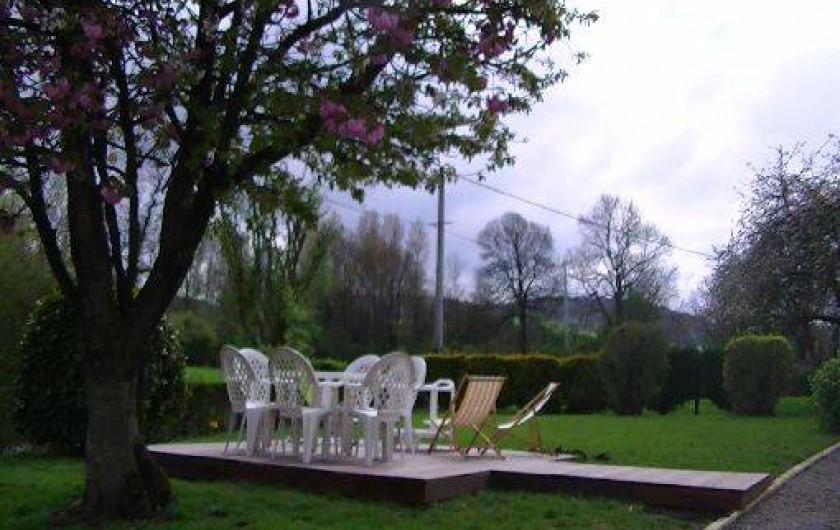 Location de vacances - Gîte à Haut-Loquin