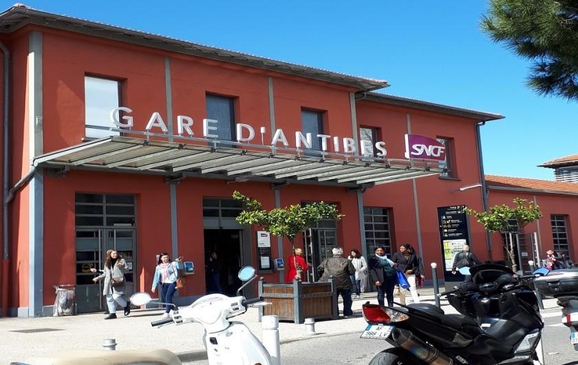 Location de vacances - Studio à Antibes
