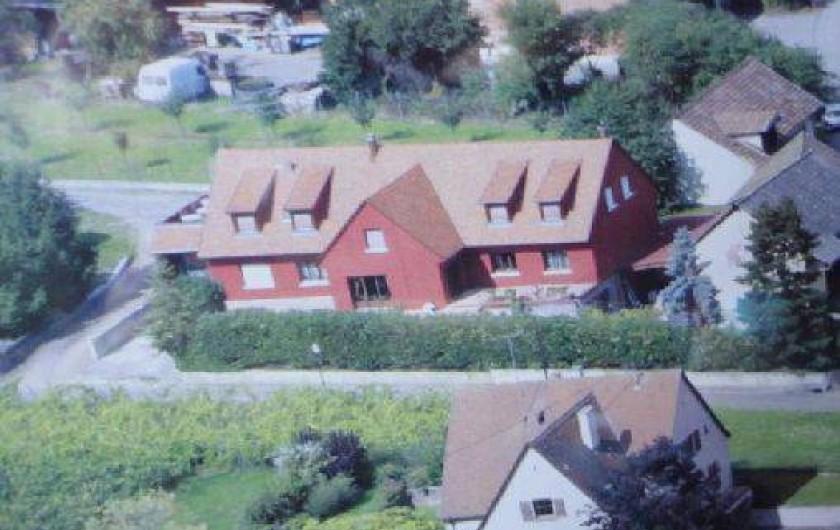 Location de vacances - Maison - Villa à Riquewihr