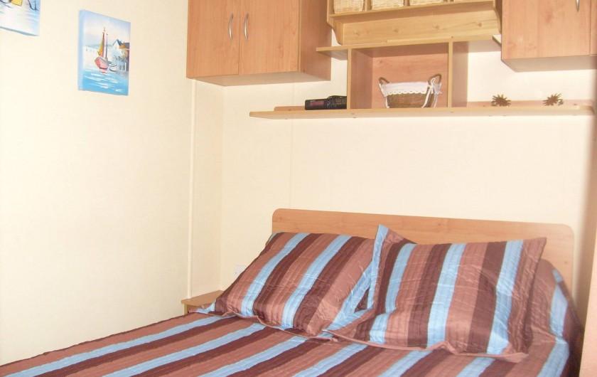 Location de vacances - Camping à Farinette Plage - chambre 1