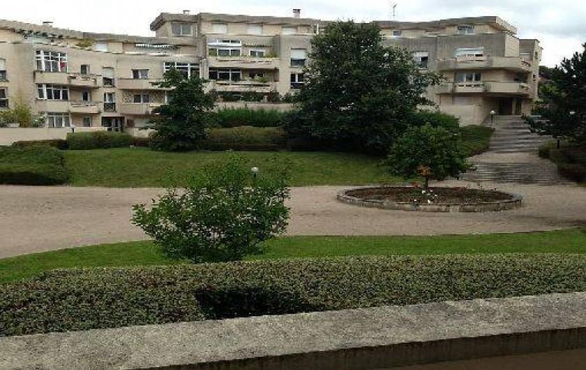Location de vacances - Appartement à Évry