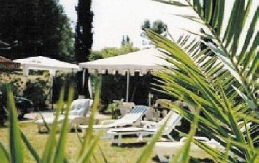 Location de vacances - Appartement à Saint-Paul-de-Vence