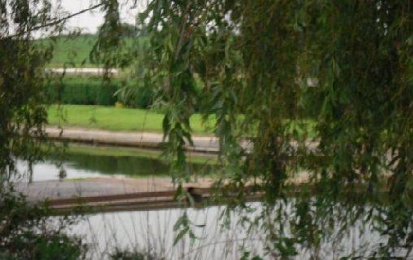 Location de vacances - Camping à Taisnières-sur-Hon