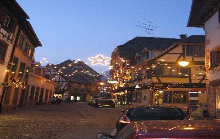Location de vacances - Gîte à Ribeauville