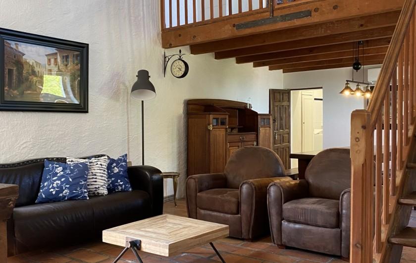 Location de vacances - Maison - Villa à Vézénobres