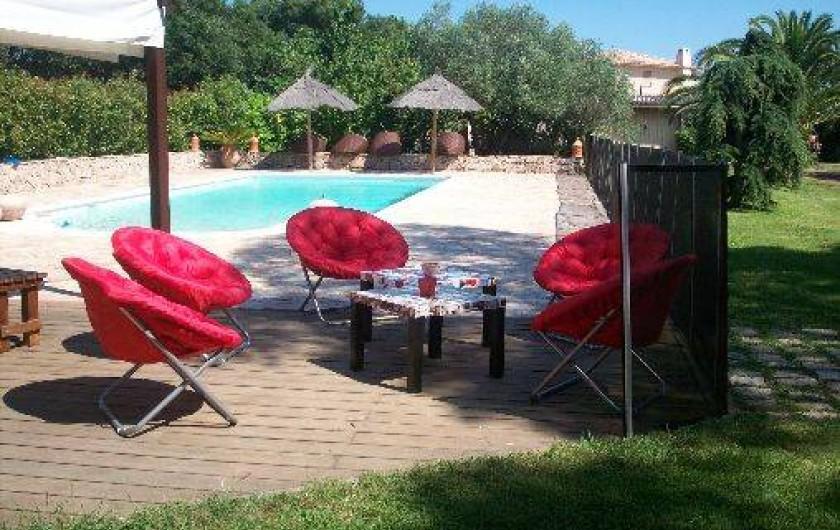 Location de vacances - Maison - Villa à Porto-Vecchio