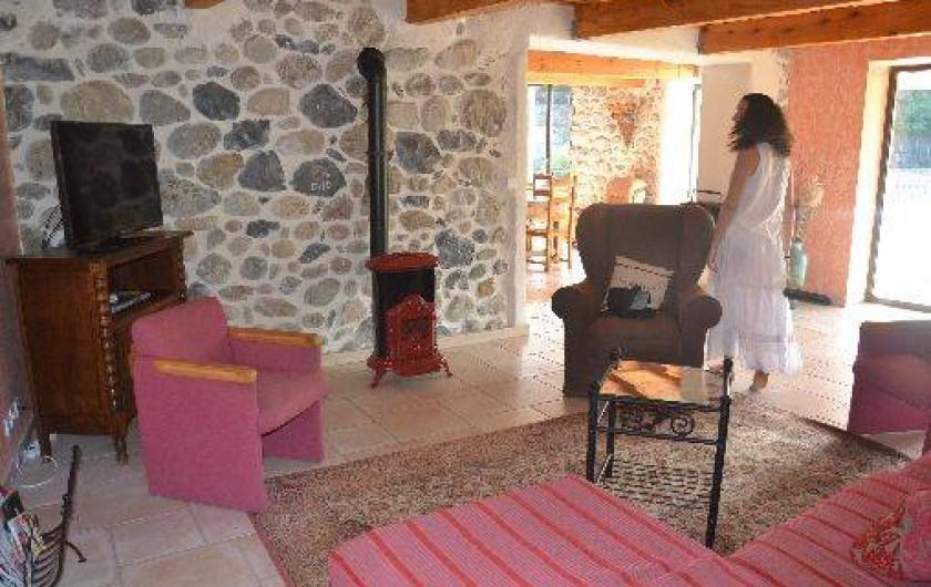 Location de vacances - Maison - Villa à Pont-de-Labeaume