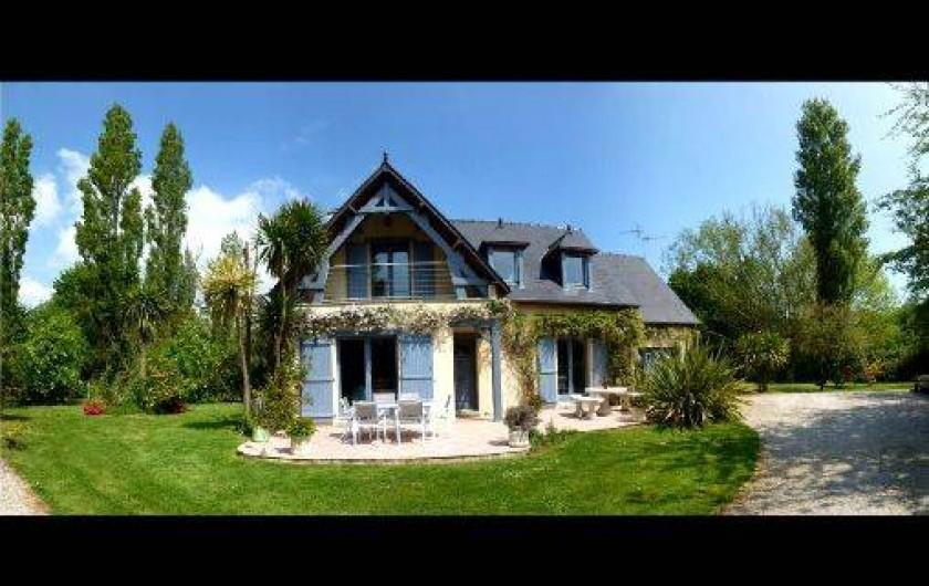 Location de vacances - Maison - Villa à Montebourg