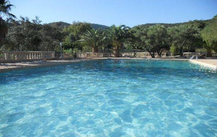 Location de vacances - Bungalow - Mobilhome à Sainte-Maxime