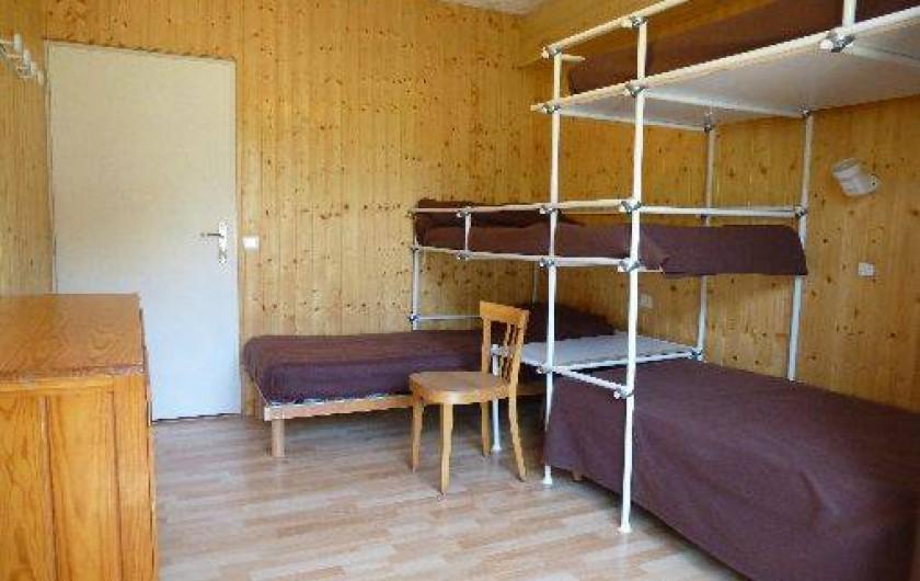 Location de vacances - Appartement à Morzine - Chambre n°2