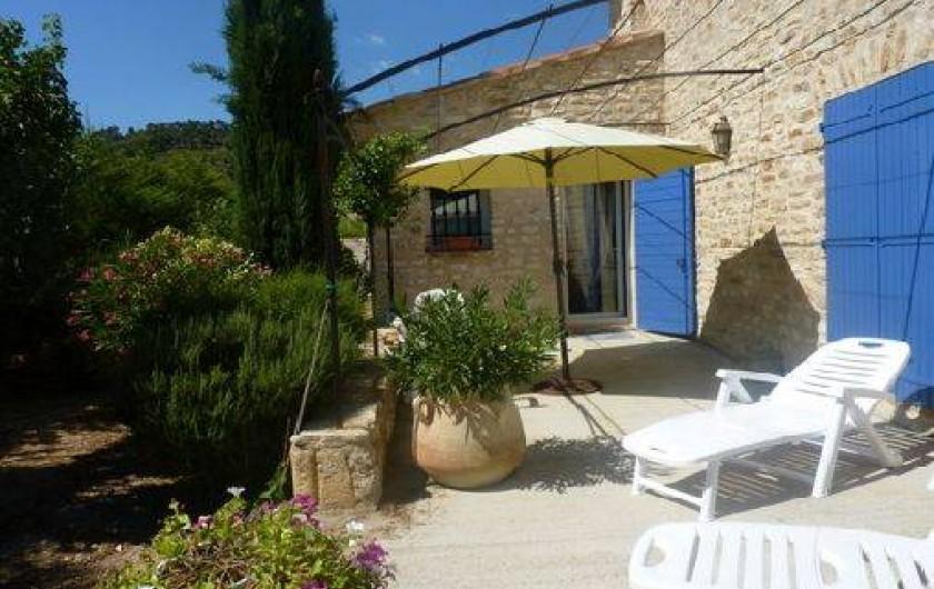 Location de vacances - Studio à Lourmarin