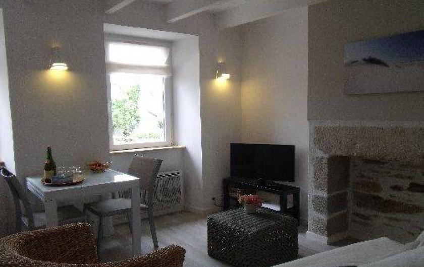Location de vacances - Appartement à Lesneven
