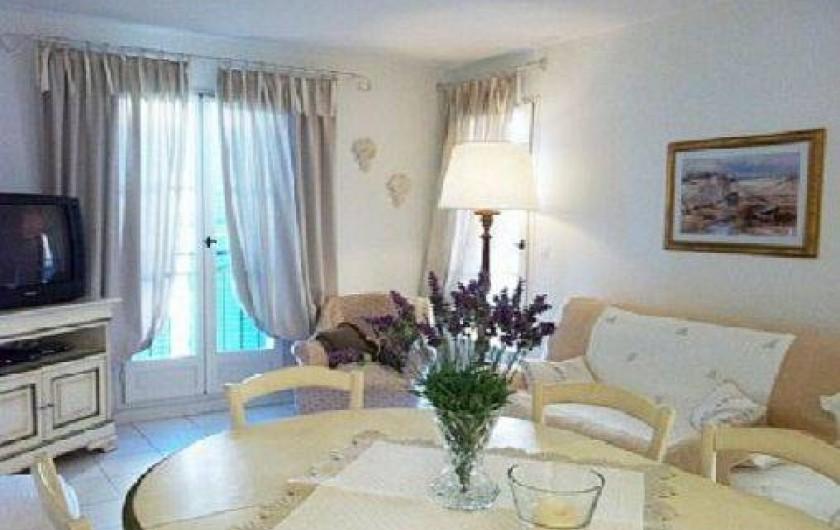 Location de vacances - Appartement à Saint-Tropez