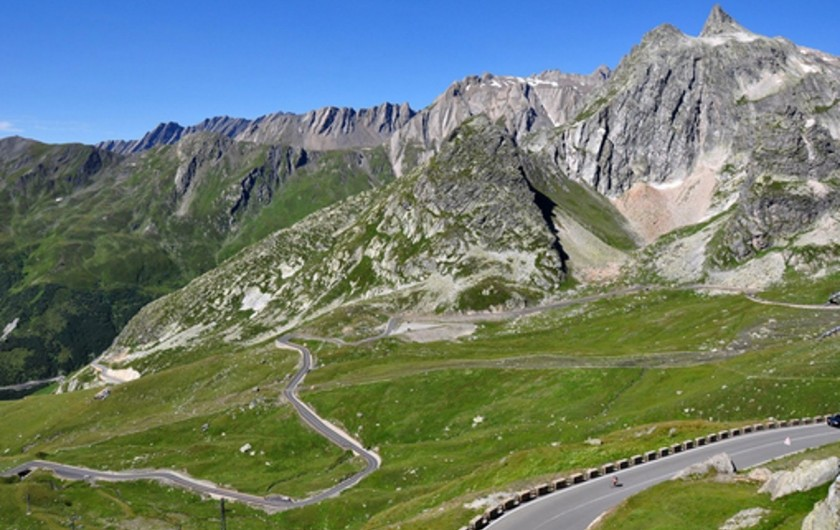 Location de vacances - Studio à La Rosière - Pistes de ski
