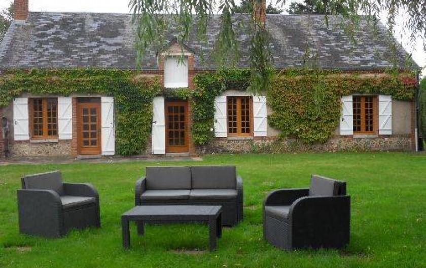 Location de vacances - Gîte à Villemurlin