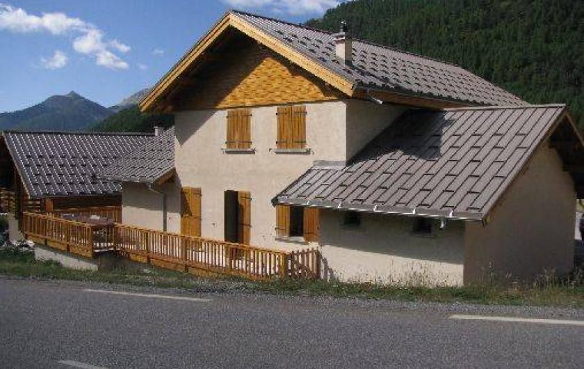 Location de vacances - Chalet à Arvieux