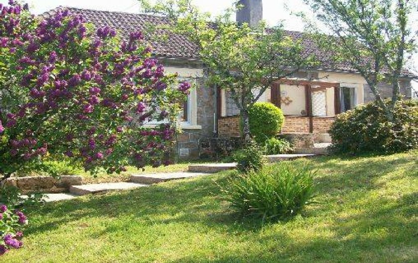 Location de vacances - Gîte à Jugeals-Nazareth