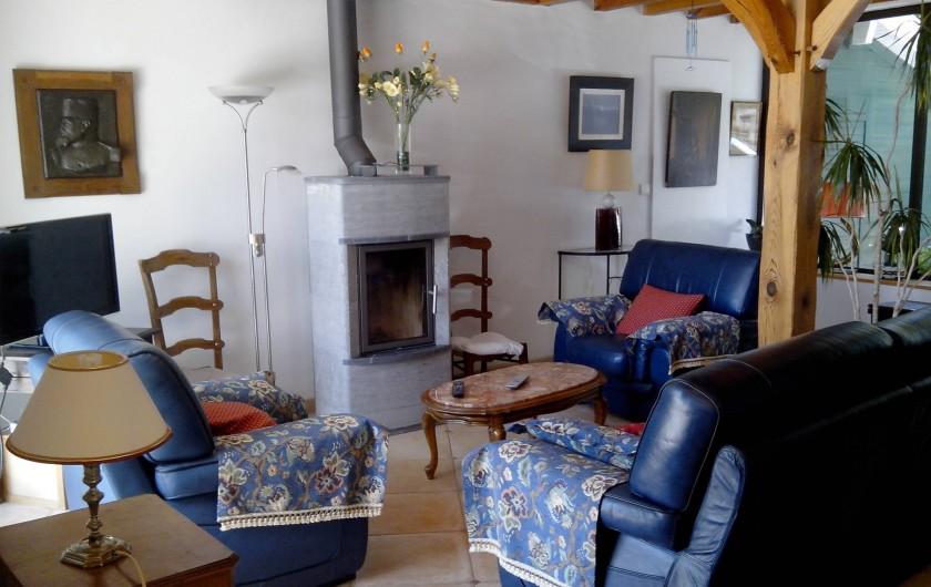 Location de vacances - Villa à Seignosse - séjour partie 1