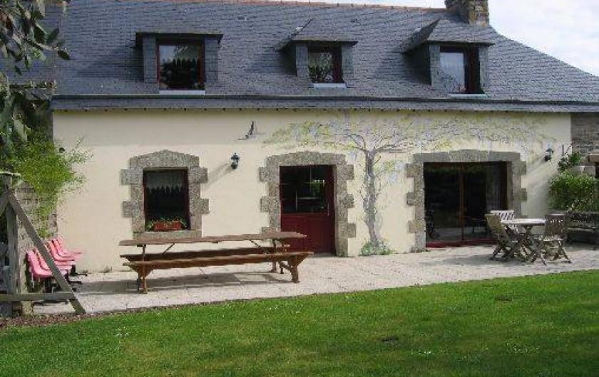 Location de vacances - Maison - Villa à Pluvigner