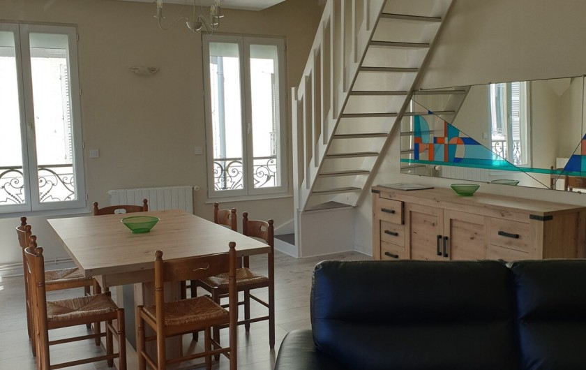 Location de vacances - Appartement à La Bourboule