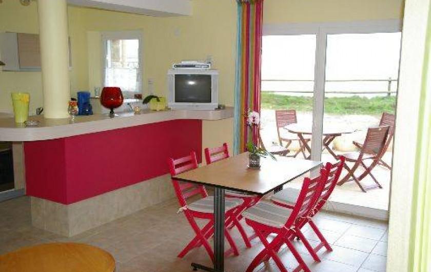 Location de vacances - Appartement à Binic