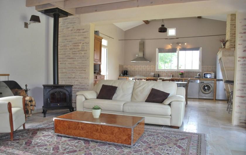 Location de vacances - Gîte à Eygurande-et-Gardedeuil - Gîte de la Guirandole-Eygurande et Gardedeuil-Dordogne