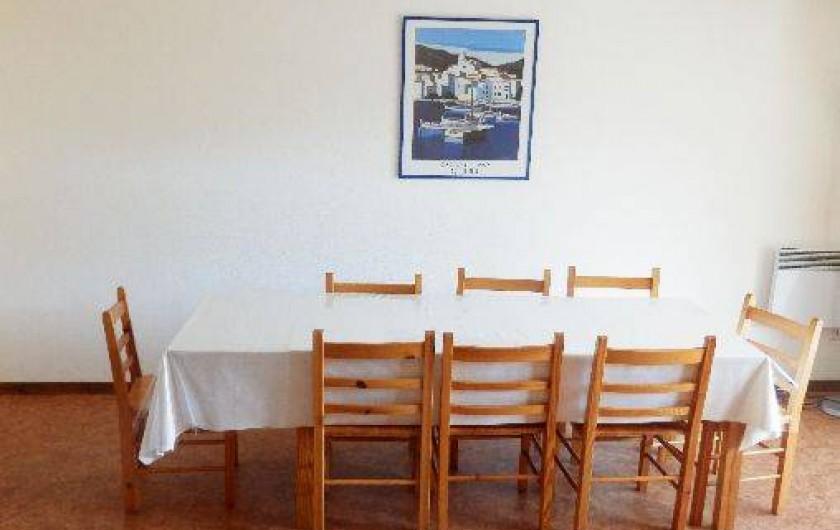 Location de vacances - Appartement à Vignec