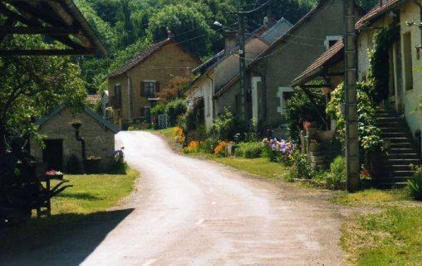 Location de vacances - Gîte à Boux-sous-Salmaise