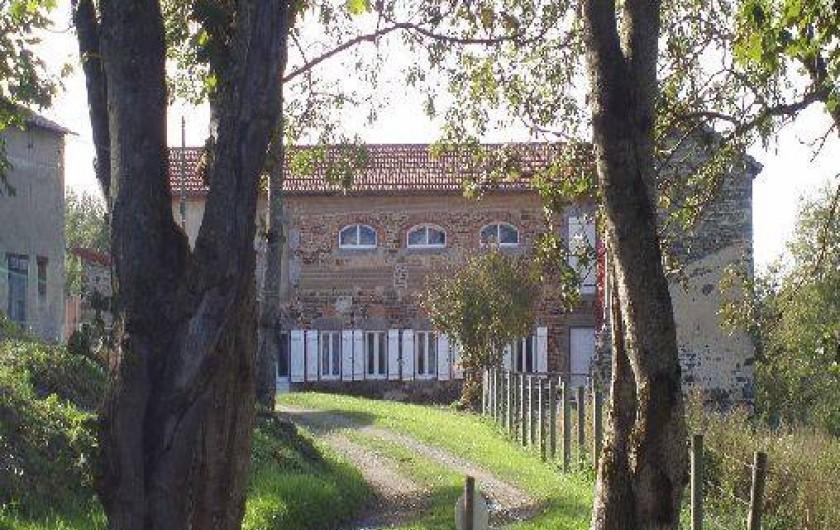 Location de vacances - Villa à Busset