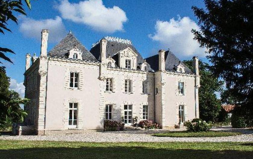 Location de vacances - Château - Manoir à La Haie-Fouassière