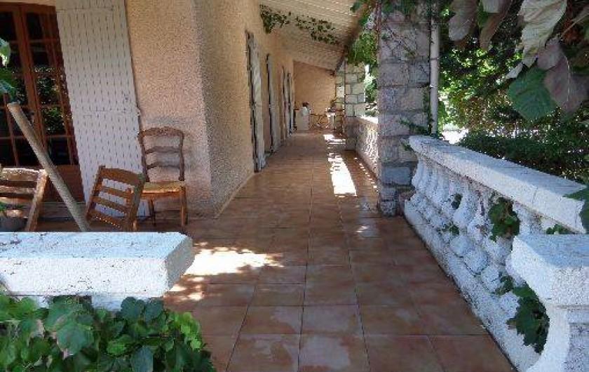 Location de vacances - Villa à Rodilhan