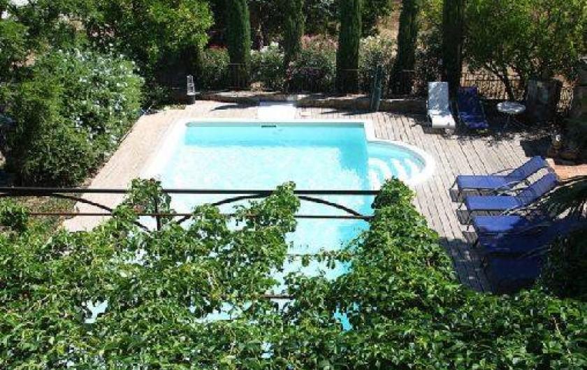 Location de vacances - Villa à Calenzana