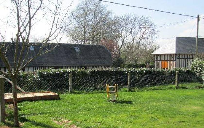 Location de vacances - Gîte à La Chapelle-Bayvel