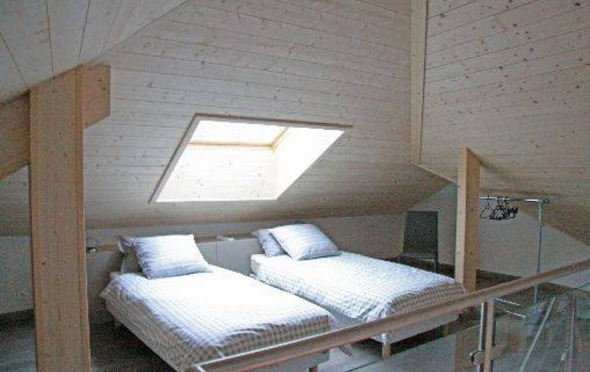 Location de vacances - Gîte à Annecy - Mezzanine