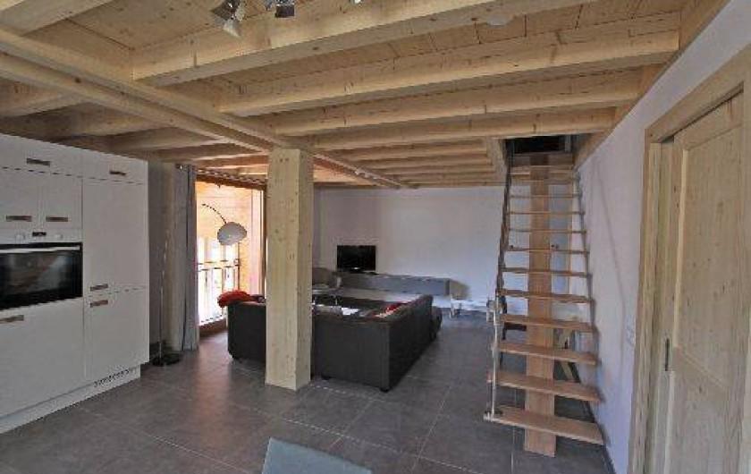 Location de vacances - Gîte à Annecy - Salon