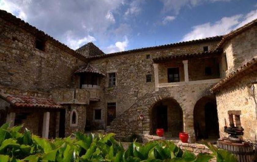 Location de vacances - Gîte à Servas - Mas Fabrègue