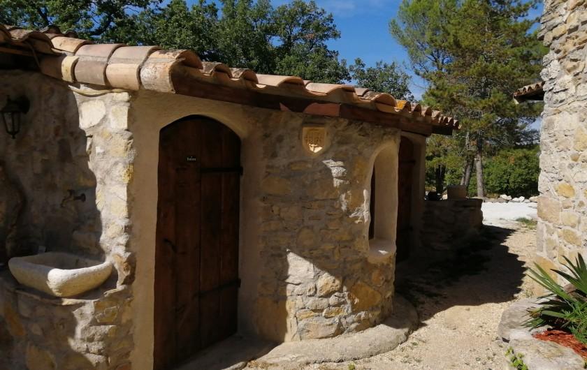 Location de vacances - Gîte à Servas - Atelier de céramique