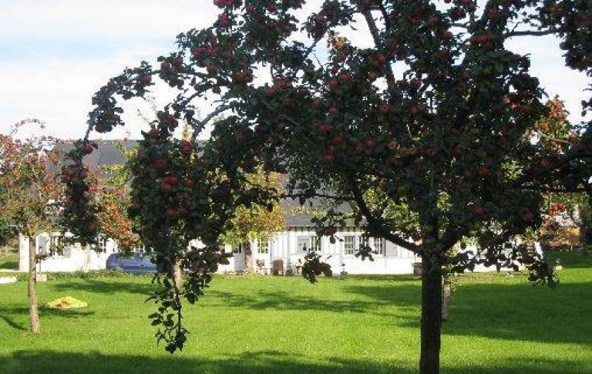 Location de vacances - Chambre d'hôtes à Honfleur