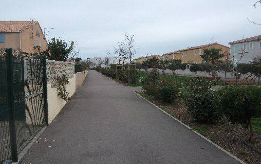 Location de vacances - Villa à Narbonne