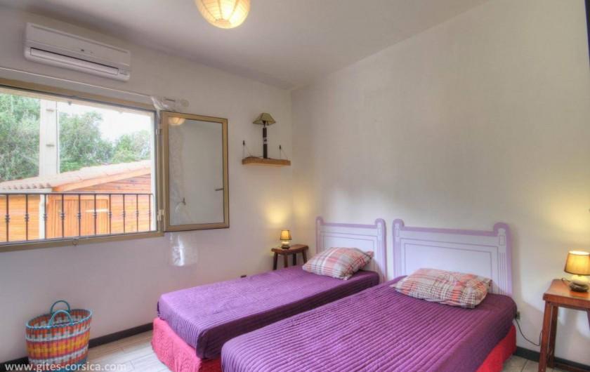 Location de vacances - Villa à Sollacaro - Chambre 2