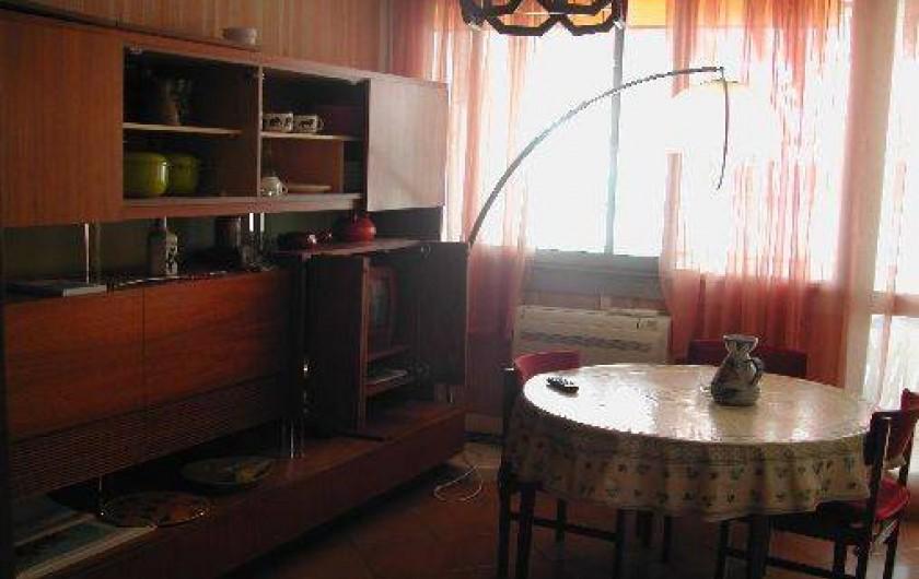 Location de vacances - Studio à Palavas-les-Flots