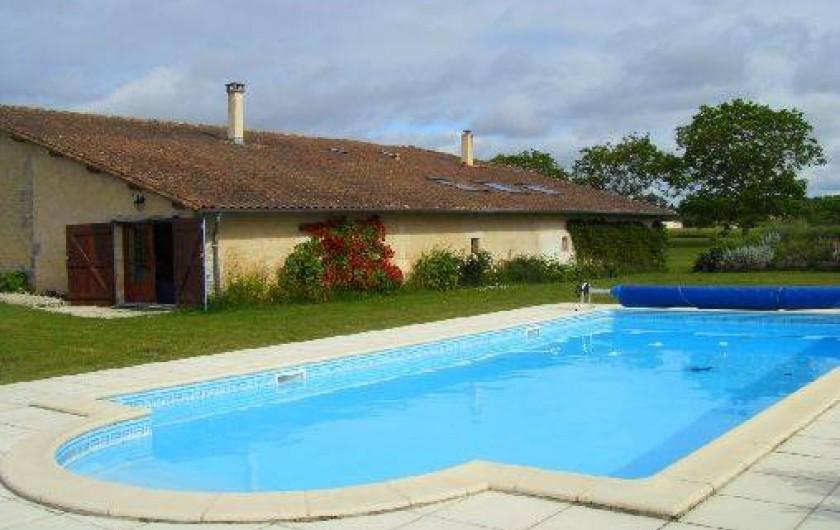 Location de vacances - Gîte à Léoville