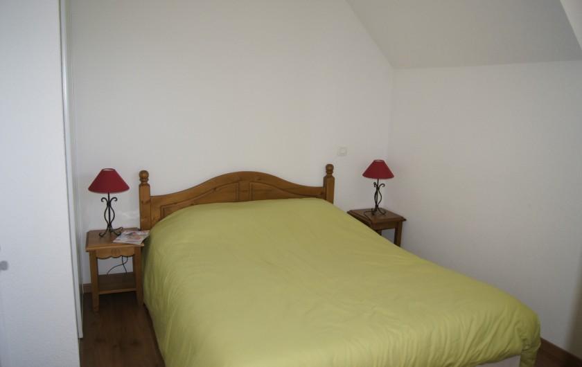 Location de vacances - Appartement à Loudenvielle - Chambre 1
