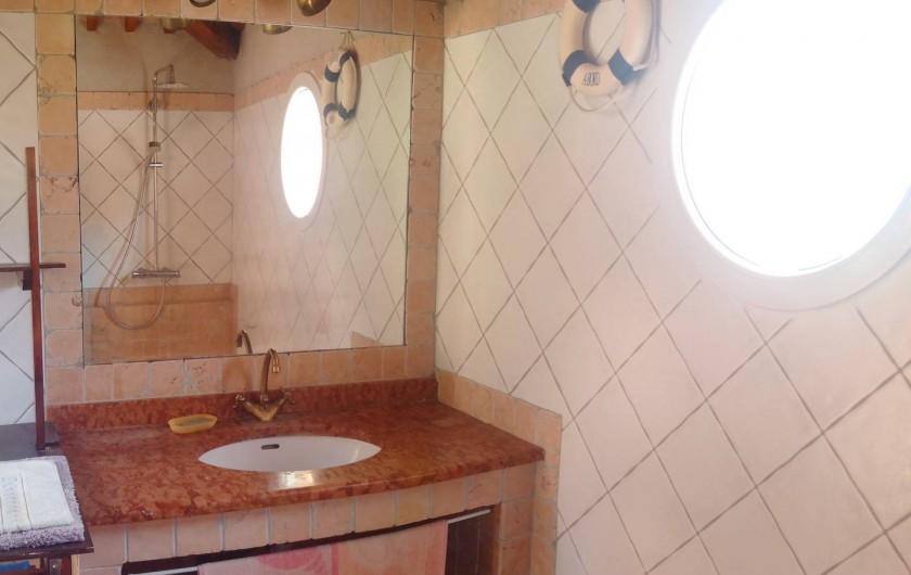 Location de vacances - Villa à La Cadière-d'Azur - Pool house