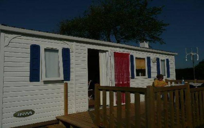 Location de vacances - Camping à Ravenoville