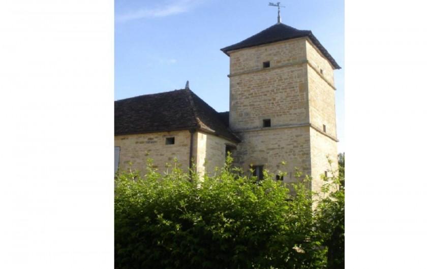Location de vacances - Chambre d'hôtes à Gigny - Pigeonnier