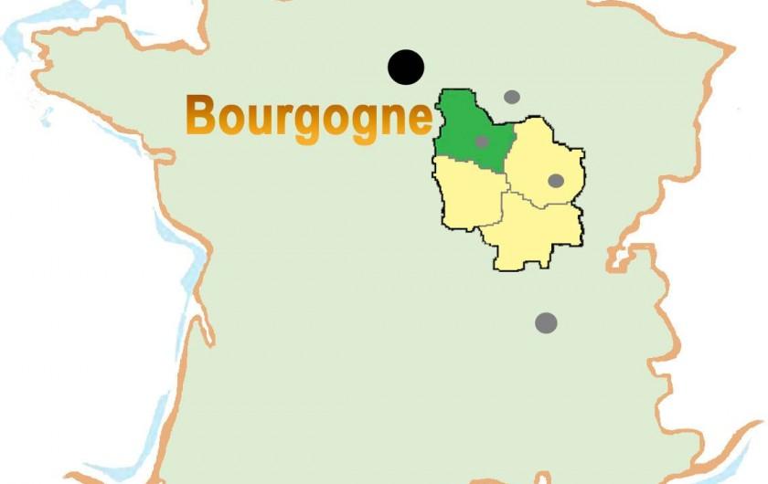 Location de vacances - Chambre d'hôtes à Gigny - En Bourgogne  GPS :  lat. 47.843030   Long. 4.317599